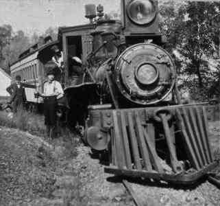 The First Transcontinental Railroad - Us-transcontinental-railroad-map